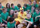"""Foto: """"Ogres novada sportiskākā klase 2016"""""""