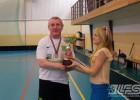 """Foto: SC """"Mēmele"""" - Latvijas čempione veterānu 45+ grupā"""