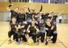 Foto: Latvijas čempionu frisbijā apbalvošana