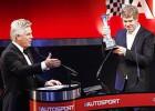 """""""Autosport Awards"""" gada sacīkšu braucējs Fetels, Kobajaši - labākais debitants"""