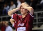 Latvija pret Vāciju. Vakara bilance