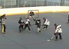 """Video: Noslēdzies ''Jūrmala Open"""" starptautiskais Inline hokeja turnīrs. Ieskats zvaigžņu spēlē"""