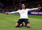 """""""Aston Villa"""" pārtrauc """"Manchester United"""" uzvaru sēriju"""