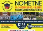 Vasarā norisināsies divas Vidzemes florbola akadēmijas nometnes jauniešiem