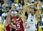 Turcija pirmajā ceturtdaļā satriec Vāciju, Grieķijai trešā uzvara