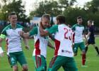 ''Liepājas'' un ''Jelgavas'' cīņa jau Virslīgas trofejas klātbūtnē
