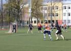 """Latvijas čempionāts atsākas ar """"Dynamite"""" un """"Archer Lacrosse"""" uzvarām"""