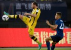 "Dembelē lieliski vārti, Dortmunde sagrauj Morinju vadīto ""United"""