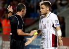 Latvija FIFA rangā Jaunzēlandes un Nikaragvas ielenkumā