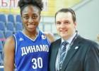 Vētras un Zībarta spēlētāja kļūst par WNBA MVP