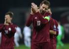 Latvija apsteidz Nikaragvu un FIFA rangā paceļas vienu vietu augšup