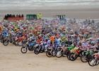 Motokrosists Kozlovskis atkal startēs pludmales sacīkstēs Francijā