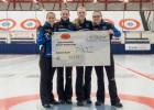 Pasaules čempioni dominē kērlinga turnīros Šveicē un Nīderlandē