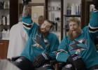 Video: Bārdaiņi Bērnss un Torntons piedalās fantastiskā reklāmā