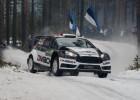 Sarmas rallijā skatītājus ar ''Ford Fiesta WRC'' priecēs igaunis Georgs Gross