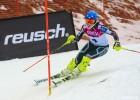 Gedra palaiž garām iespēju tikt pie punktu rekorda slalomā, Bondare sešiniekā