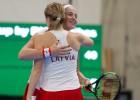 "Latvija ""Fed Cup"" mačā Tallinā uzvar Turciju"