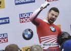 Martins Dukurs piekto reizi karjerā kļūst par pasaules čempionu