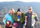 Dž.Ģērmanei uzvaras neoficiālajā jauniešu pasaules čempionātā kalnu slēpošanā