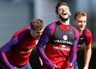 Lietuva viesos pret Angliju negrasās sēdēt aizsardzībā un sargāt 0:0