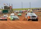 """Čempions Unāms pirmajam posmam Smiltenē piesakās ar """"Subaru-Cosworth"""""""