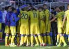 Ukraina apspēlē Somiju, Īrija izglābjas no zaudējuma