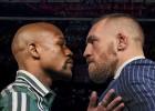 Boksa un MMA karaļi ringā tiksies 26. augustā Lasvegasā