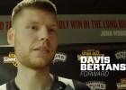 Video: Dāvis Bertāns iemet 12 punktus Vasaras līgas pirmajā mačā