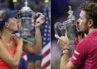 """""""US Open"""" balvu fonds būs lielākais tenisa vēsturē – 50,4 miljoni dolāru"""