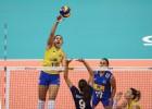 Brazīlijas volejbolistes kļūst par pasaules ''Grand Prix'' uzvarētājām