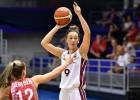 U18 meitenes zaudē Itālijai un cīnīsies par palikšanu A divīzijā