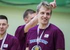 LBL 2.divīzijas čempions Elksnis dodas uz Vācijas trešo līgu
