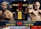 Video: Konstantīns Gluhovs uzveic UFC cīkstoni Rodniju Volesu