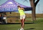LPGA golfere Krista Puisīte iedvesmos spēlētājus Latvijā