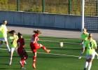 Video: RFS dāmas ar pārliecinošu uzvaru iekļūst Latvijas Sieviešu futbola kausa finālā