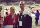 Jelgavniece Rinkeviča iegūst bronzu pasaules jauniešu čempionātā sambo