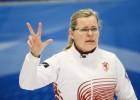 Latvijas kērlingistes zaudē cerības tikt pie olimpiskās ceļazīmes