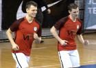 """Video: Babrim """"hat-trick"""", """"Petrow"""" uzvar """"Valmieru"""""""
