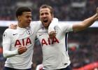 """""""Tottenham"""" uzvar Ziemeļlondonas derbijā un attālinās no """"Arsenal"""""""