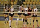 Latvijas volejbolistes izstājas no cīņas Baltijas līgā