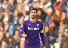"""Sēras Itālijā: pēkšņā nāvē miris izlases aizsargs un """"Fiorentina"""" kapteinis Astori"""
