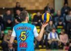 Nemanot pietuvojušās Baltijas volejbola līgas regulārā čempionāta noslēdzošās cīņas