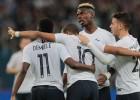FIFA sākusi izmeklēšanu par rasismu Krievijas un Francijas pārbaudes spēlē
