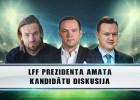 Gorkšs, Kļaviņš un Ļašenko pie viena galda Sportacentrs.com diskusijā