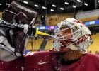 Video: Latvijas hokeja izlase pieveic mājiniekus un tiek PČ ceturtdaļfinālā