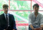 Video: Daugavpili apmeklē daiļslidošanas treneris Lambjēls