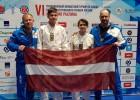 Džudiste Graumane uzvarējusi Putina trenera piemiņas turnīrā