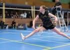 Badmintoniste Pope joprojām tuvu dalībai Eiropas Spēlēs