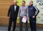 Cīkstonis Amirovs aizvada neveiksmīgu Eiropas U23 čempionātu