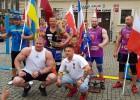 Spēkavīrs Rozentāls uzvar Eiropas kausa izcīņā